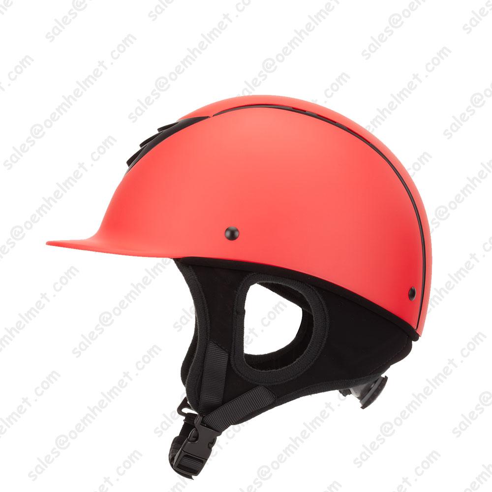 Equestrian Helmet, Horse helmet