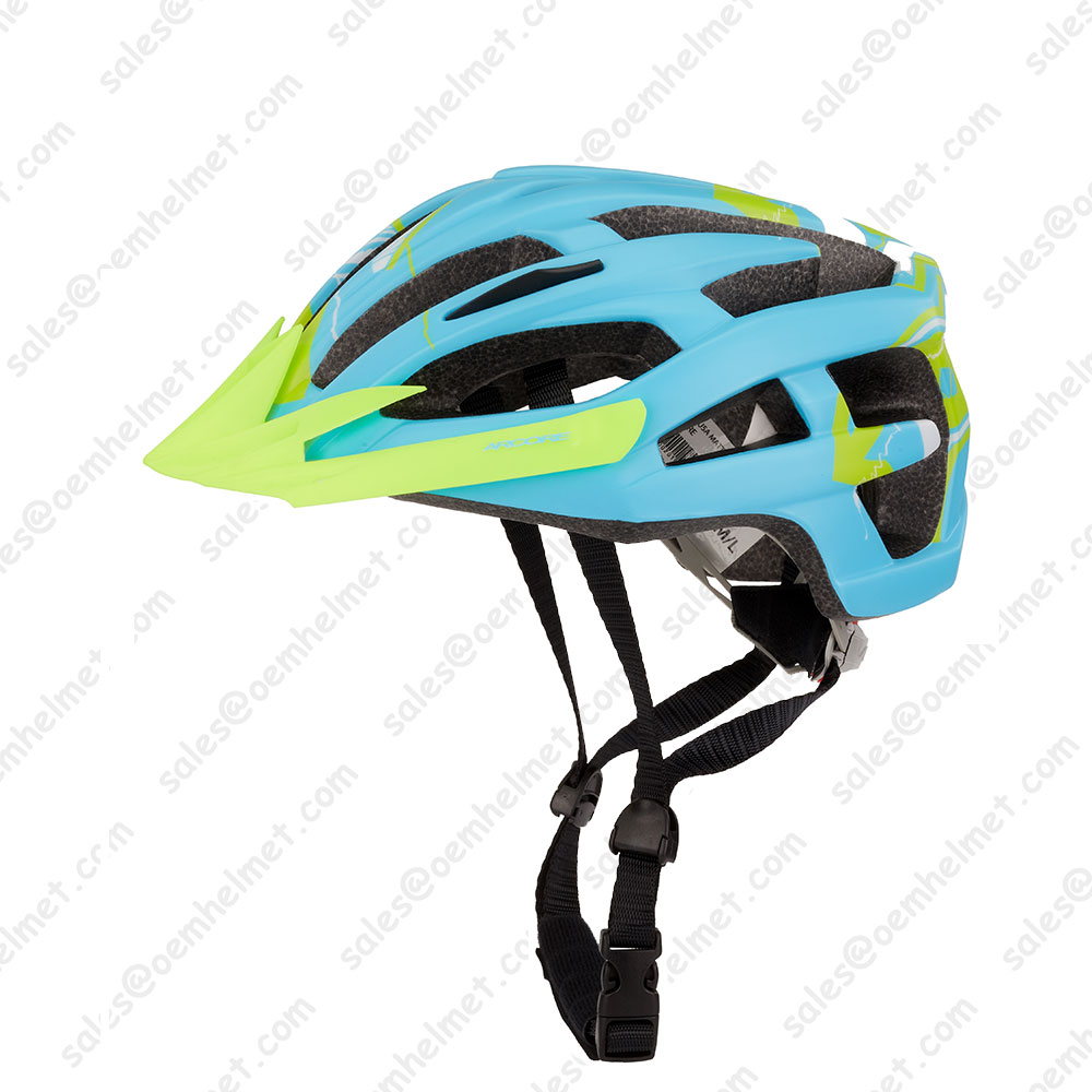 Custom Bicycle Helmet
